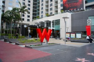 W Hotel Leaves Fight Against Millennium Project