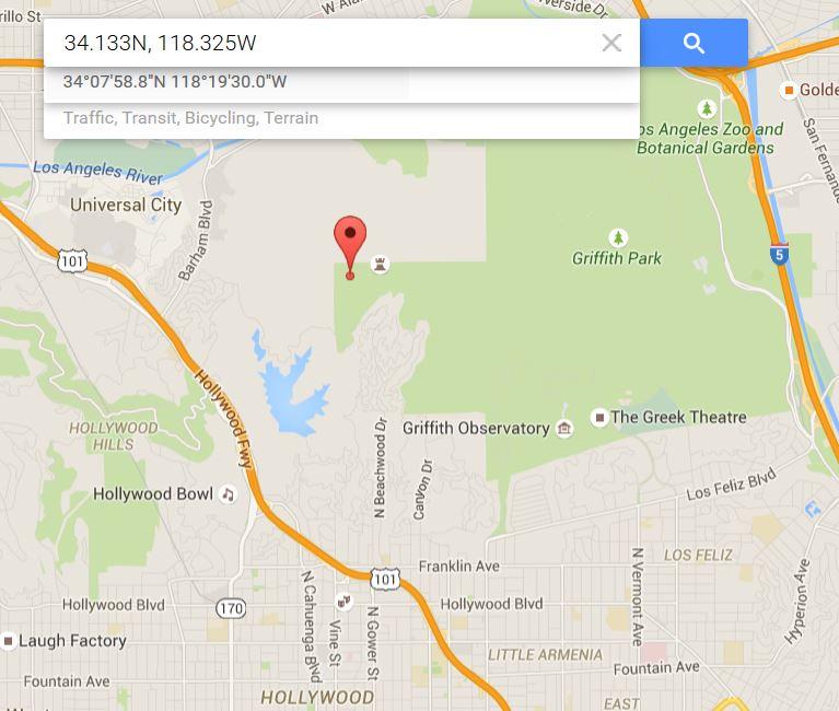 hollywood fault earthquake - 2